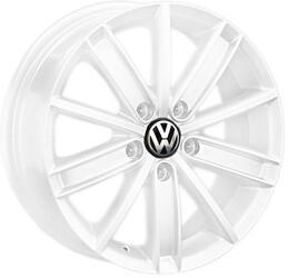 Автомобильный диск литой Replay VV33 6,5x16 5/112 ET 33 DIA 57,1 White