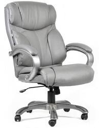 Кресло руководителя CHAIRMAN CH435 серый