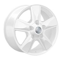Автомобильный диск литой Replay LX22 8x18 5/150 ET 60 DIA 110,1 White