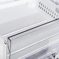 Холодильник с морозильником BEKO CS338020T серый