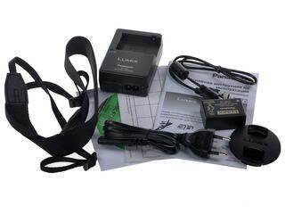 Компактная камера Panasonic Lumix DMC-FZ72 черный
