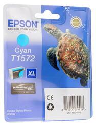 Картридж струйный Epson T1572 (XL)