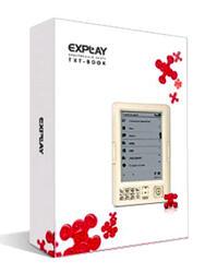 6'' Электронная книга Explay TXT.Book.B65 белый