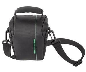 Сумка Riva 7412 черный, зеленый