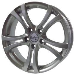 Автомобильный диск Литой LegeArtis NS59 6,5x17 5/114,3 ET 45 DIA 66,1 Sil