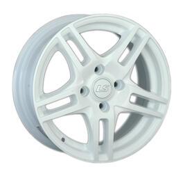 Автомобильный диск Литой LS 281 6x14 4/98 ET 35 DIA 58,6 White