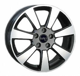 Автомобильный диск Литой LegeArtis NS93 6,5x17 5/114,3 ET 40 DIA 66,1 GMF