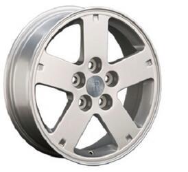 Автомобильный диск литой Replay MI32 6,5x16 5/114,3 ET 46 DIA 67,1 Sil