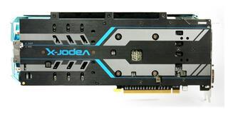 Видеокарта Sapphire AMD Radeon R9 290 VAPOR-X TRI-X OC (UEFI) [11227-04-40G]