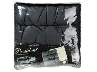 Подушка на сиденье AUTOLAND PRESIDENT 1601001-025 серый