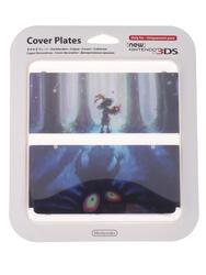 Декоративная крышка The Legend of Zelda Majora's Mask 3D синий
