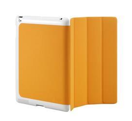 Чехол-книжка для планшета Apple iPad 2, Apple iPad 3 оранжевый