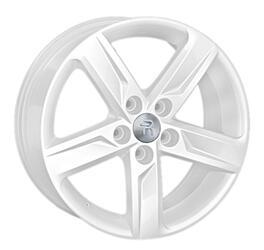 Автомобильный диск литой Replay TY113 7x17 5/114,3 ET 39 DIA 60,1 White