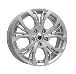 Автомобильный диск литой K&K Аламида 6,5x16 5/115 ET 38 DIA 70,2 Блэк платинум