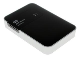 "2.5"" Внешний HDD WD My Passport Wireless [WDBK8Z0010BBK]"