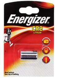 Батарейка Energizer CR2 Lithium Photo