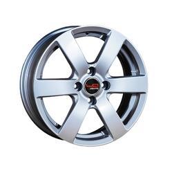 Автомобильный диск Литой LegeArtis KI84 6x15 4/100 ET 48 DIA 54,1 Sil