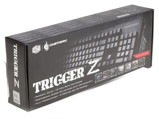 Клавиатура Cooler Master Trigger Z