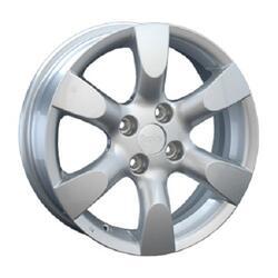 Автомобильный диск Литой LegeArtis PG19 6,5x16 4/108 ET 31 DIA 65,1 Sil