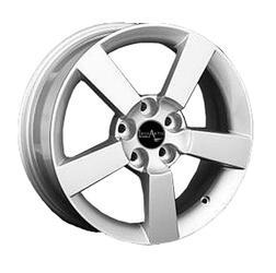 Автомобильный диск Литой LegeArtis Ki39 7x17 5/114,3 ET 35 DIA 67,1 Sil