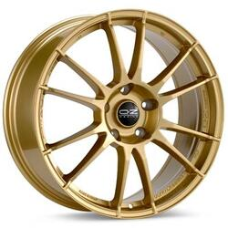 Автомобильный диск Литой OZ Racing Ultraleggera 7,5x18 5/100 ET 48 DIA 68 Race Gold
