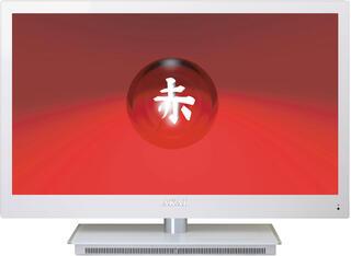 "31.5"" (80 см)  LED-телевизор Akai LEA-28C25M белый"