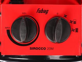 Тепловая пушка электрическая Fubag SIROCCO 20 M