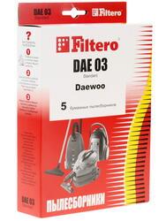 Мешок-пылесборник Filtero DAE 03 Standard