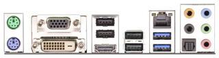 Плата ASRock LGA1150 B85iCafe4 B85 4xDDR3-1600 PCI-Ex16 HDMI/DVI/DSub 8ch 2xSATA 4xSATA3 2xUSB3 GLAN ATX