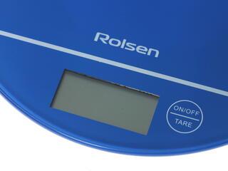 Кухонные весы Rolsen KS-2906 синий