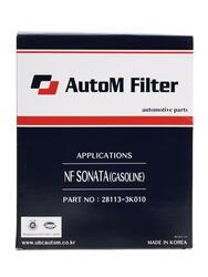 Фильтр воздушный AutoM AAK-152