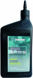 Трансмиссионное масло Mazda FRT Axle Lube 0000-77-5W90QT