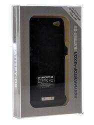Чехол-батарея Slim iBattery-08 черный