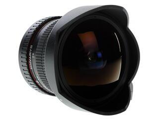 Объектив Samyang 8mm F3.5 AS IF UMC Fish-eye CS II