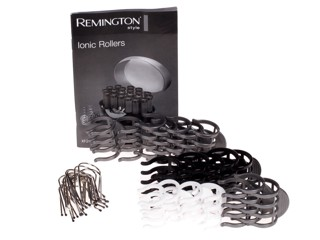 Электробигуди Remington KF20I черный