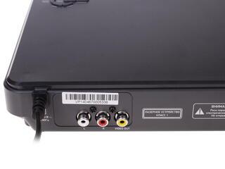 Видеоплеер DVD BBK DVP033S