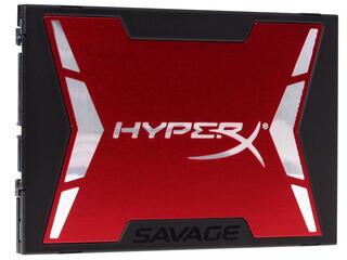 120 ГБ SSD-накопитель Kingston HyperX SAVAGE [SHSS37A/120G]