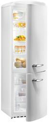 Холодильник с морозильником Gorenje RK 60359 OW белый