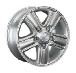 Автомобильный диск литой Replay LX9 8x17 5/150 ET 2 DIA 110,1 HPB