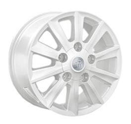Автомобильный диск литой Replay LX27 8x18 5/150 ET 60 DIA 110,1 White