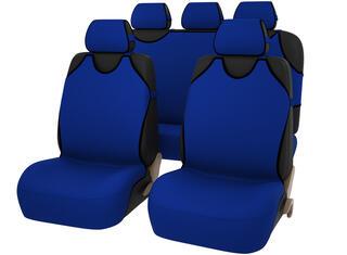 Чехлы на сиденье PSV Superb Plus синий