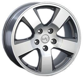 Автомобильный диск Литой LegeArtis H31 7,5x17 5/120 ET 45 DIA 64,1 GMF