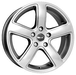Автомобильный диск  K&K Кармен 7,5x17 5/110 ET 41 DIA 65,1 Блэк платинум