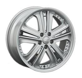 Автомобильный диск литой LS CW924 7,5x18 5/120 ET 45 DIA 72,6 Sil