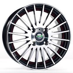Автомобильный диск Литой Nitro Y833 7x17 5/114,3 ET 45 DIA 73,1 BFPRI