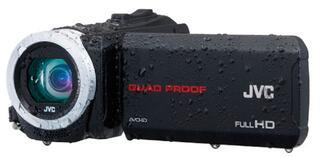 Видеокамера JVC GZ-R10 черный