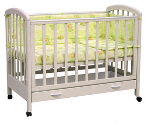 Кроватка классическая Фея 600 5548-02