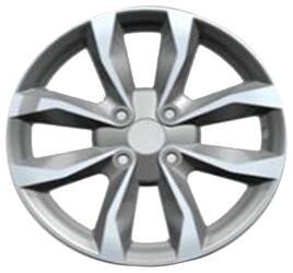 Автомобильный диск литой Replay RN92 6x15 4/100 ET 50 DIA 60,1 Sil