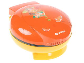 Вафельница Vitek WX-1101 BL оранжевый