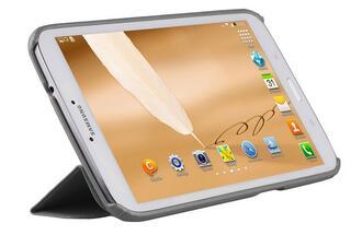 Чехол-книжка для планшета Samsung Galaxy Tab 3 серый